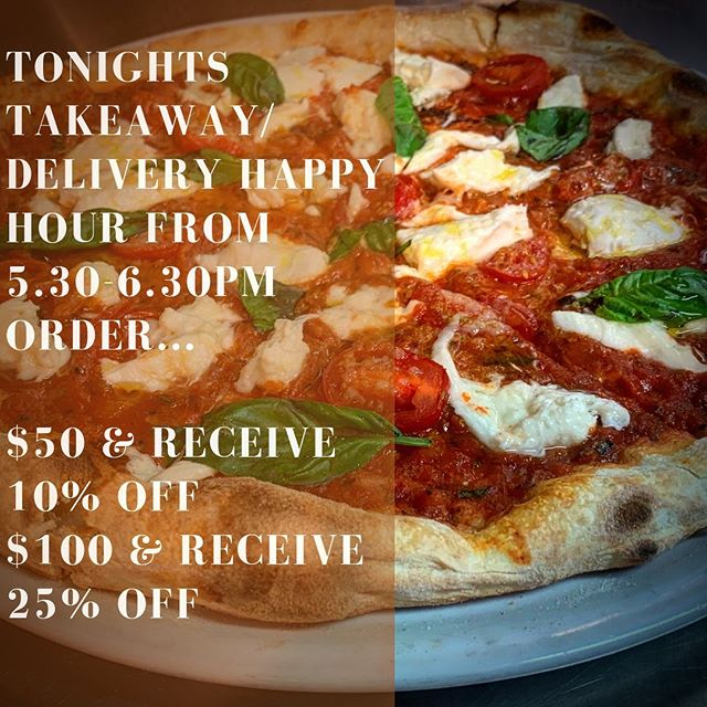 We're celebrating the beginning of the weekend with pizza ? join us ?
